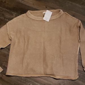 Womens size small sweater